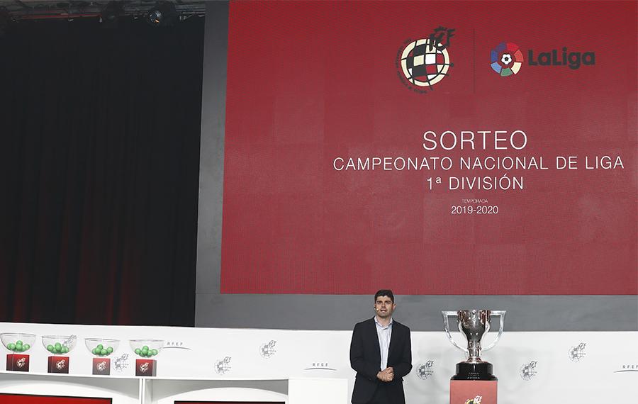 Sorteo Calendario Liga 2020.Gelan Noticias Futbol Sevilla Y Betis Jugaran Sus
