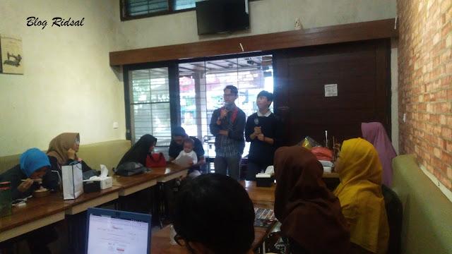 Ulang Tahun Blogger Medan yang Ke-4 - Acara