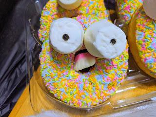 Derpy Monster doughnuts