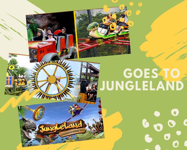 akses mudah ke jungleland adventure theme park sentul