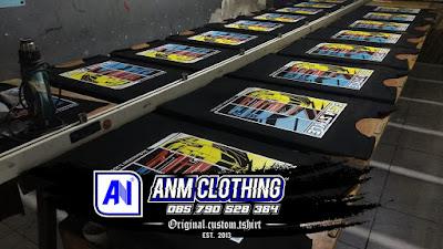 Vendor Konveksi Kaos Terpercaya Di Kediri