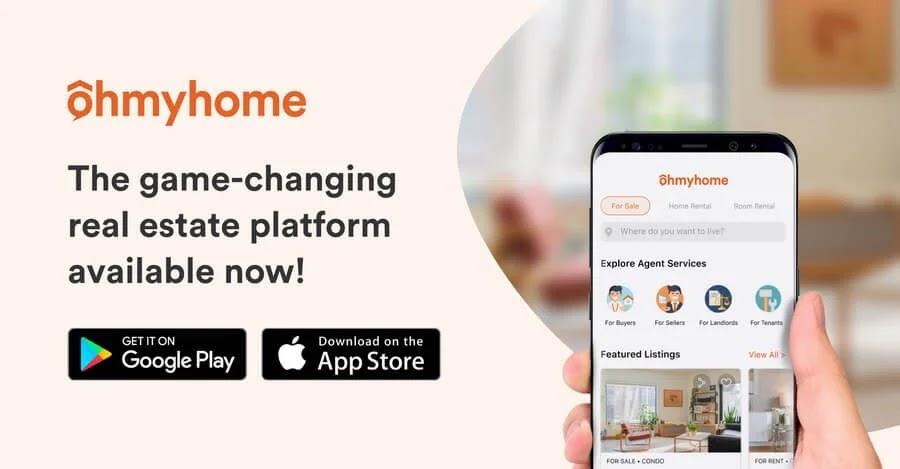 Singapore-Based Real Estate App OhMyHome Ready to Give Filipinos Easy and Convenient Housing Transactions