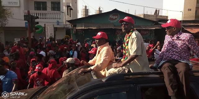Guinéepolitique Sidya Touré répond au discours du président Alpha Condé