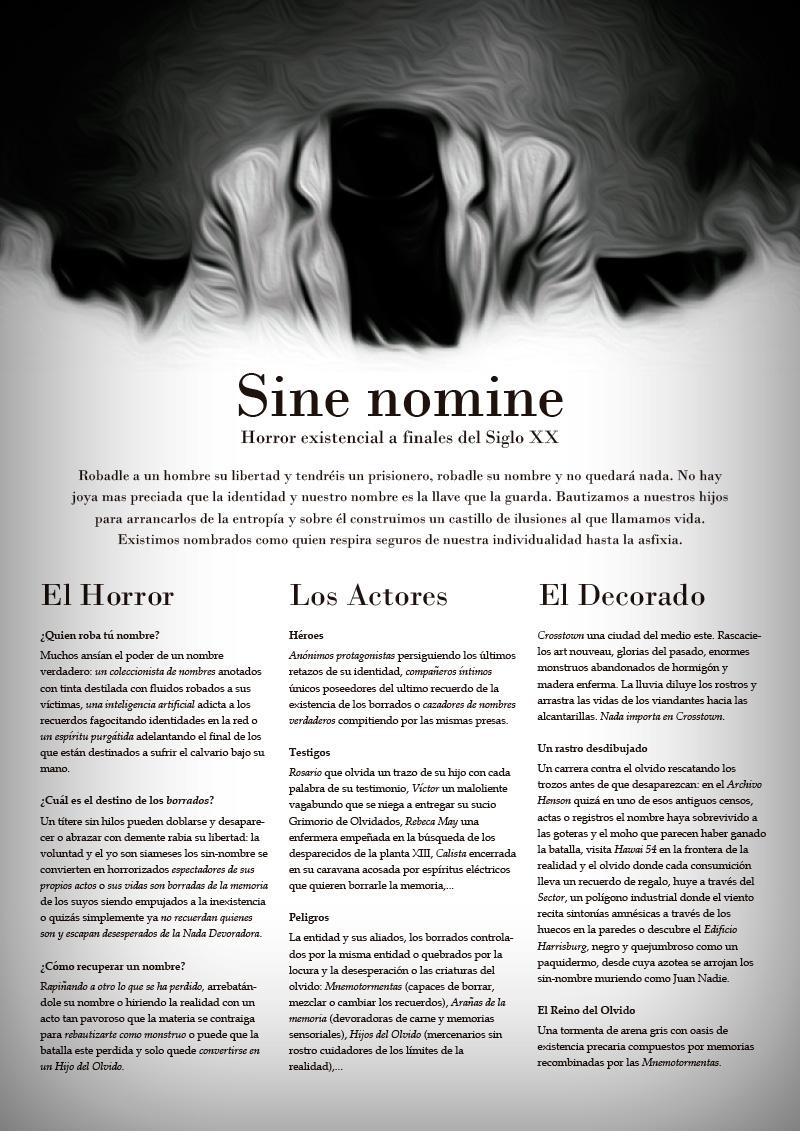 Sine nomine ST02 - Descargar PDF
