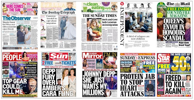 front pages 29-05-16
