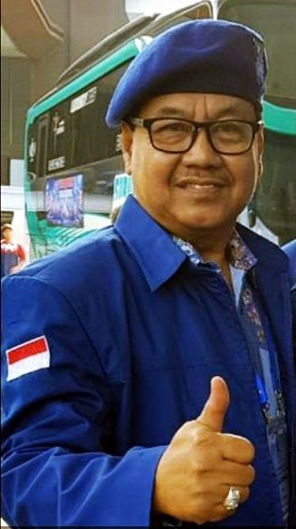 Wakil Ketua PELTI Pati Wafat, Ketum PP PELTI Rildo Ananda Anwar Ucapkan Belasungkawa