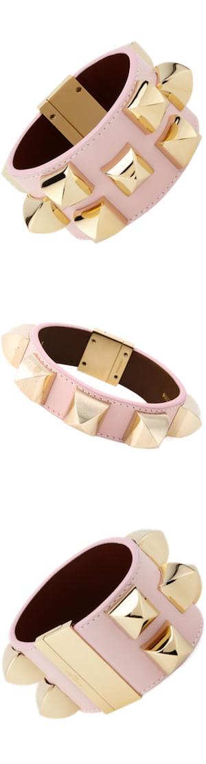 Givenchy Studded Cuff Bracelets