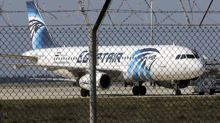 Teoría de la conspiración relaciona avión de EgyptAir con Boeing de Malaysia