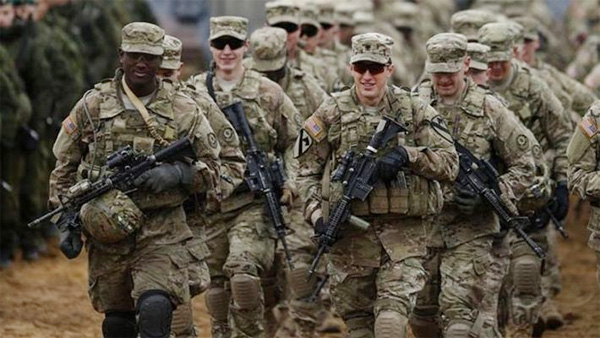 World, Gulf, News, Iran, America, New York, Army, Military, USA sending additional troops to middle east against Iran