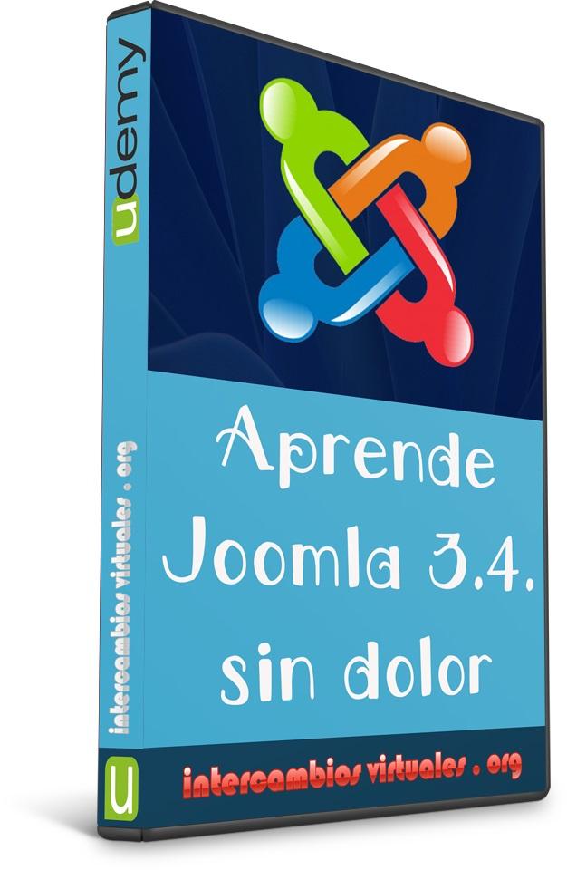 UDEMY: Aprende Joomla 3.4. sin dolor