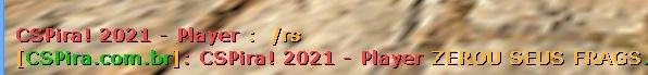 Plugin Reset Score - CSPira!