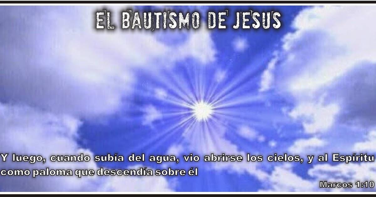 Beneficiario Albardilla martes  08 - EL BAUTISMO DE JESÚS - LAS RAZONES ~ IGLESIA BÍBLICA EN SALTA