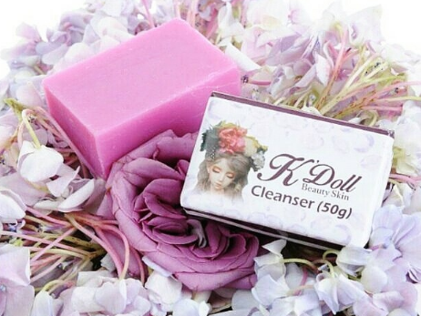 k doll cleanser beauty skin