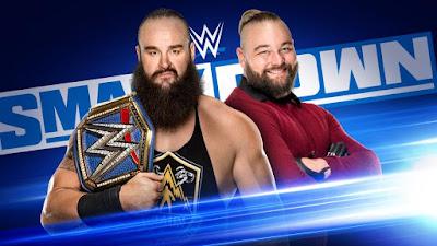 WWE SmackDown Braun Strowman Fiend MITB Bray Wyatt Family