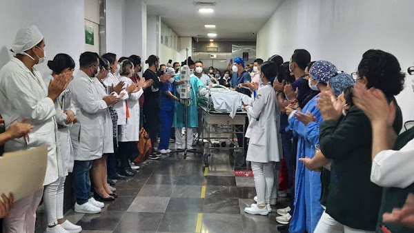 Joven fue asesinado durante asalto; salvará 106 vidas con la donación de sus órganos