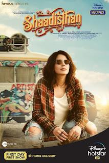 Download Shaadisthan (2021) Hindi Movie 480p 720p HD