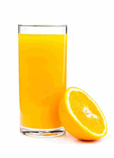 Classical hors-d-oeuvres/fruit juice