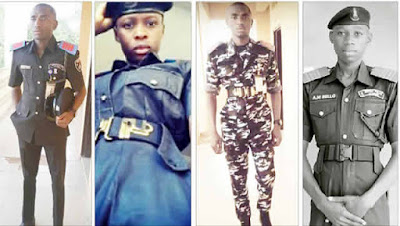 Five Police Cadets On Holidays & A Lady Die In Fatal Accident