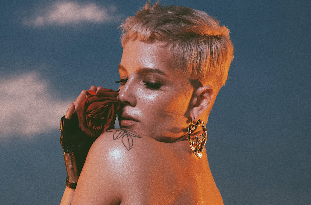 Video: Halsey - Without Me (Video vertical)