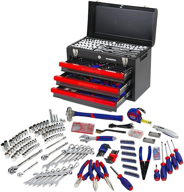 Top 10 Best Home Repair Tool Kits in 2020 Reviews