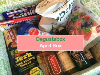 Food, Drink, Degustabox, Monthly Subscription,