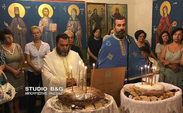 Αργολίδα: Στον Ίναχο γιορτάζουν την Αγία Μαρίνα