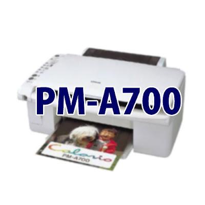 Epson Colorio PM-A700ドライバーダウンロード