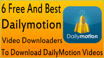 free-dailymotion-video-downloaders