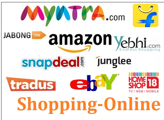 Top indian website list for online shopping in low price for Name of online shopping websites