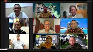 LP2M dan Kauje Gelar Webinar Kronik Pandemi Covid-19,   Libatkan Alumni di Tiga Benua
