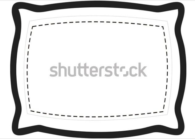 illustration design pilow