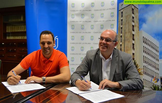 El Cabildo financia un proyecto del Centro Especial de Trabajo Destiladera para la normalización sociolaboral de personas con discapacidad