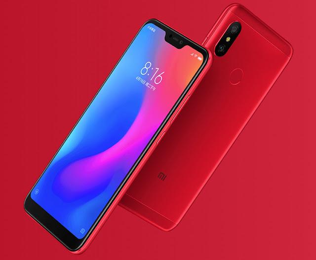 Xiaomi Redmi 6 Pro (64GB/4GB) giá chưa đến 4 triệu