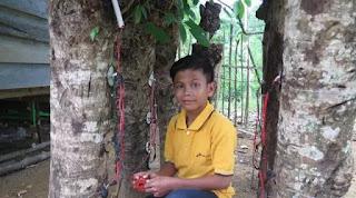 Keingintahuan dan semangat yang tinggi mendorong Naufal untuk bereksperimen dengan berbagai metode menghasilkan listrik. updetails.com