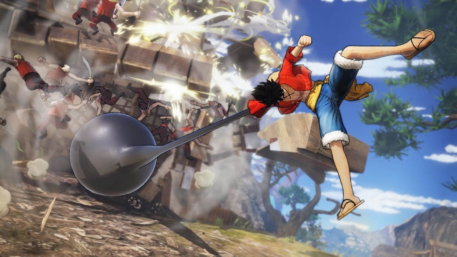 One Piece Pirate Warriors 4 Full Español