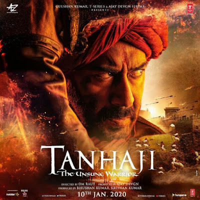 TanHaji Bollywood Movie (2020) First Look | TanHaji Trailer | TanHaji Movie Real Story | Tanhaji Full Movie 2019