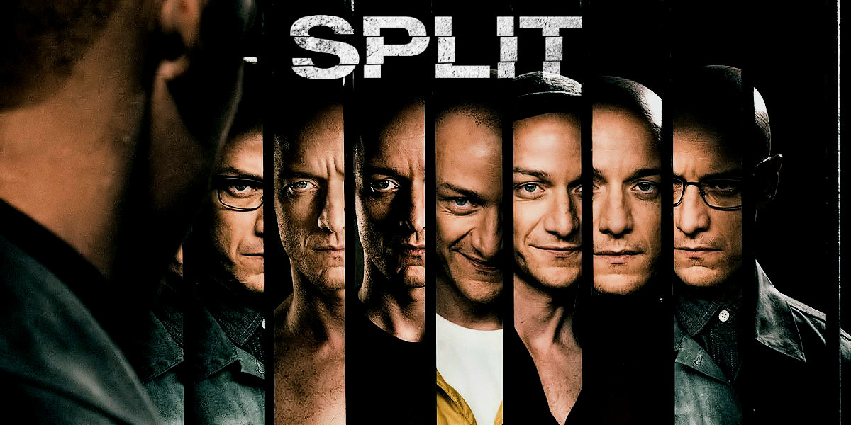 Image result for split 2016 movie poster