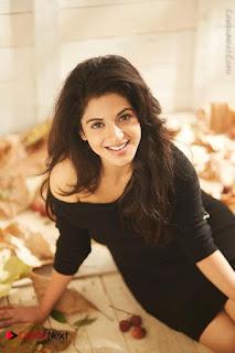 Veera Tamil Movie Actress Iswarya Menon Latest Poshoot Gallery  0007.jpg