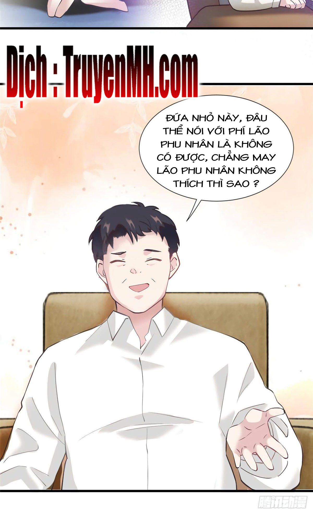 Nam Thành Chờ Trăng Về Chap 30