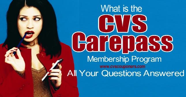 CVS CAREPASS