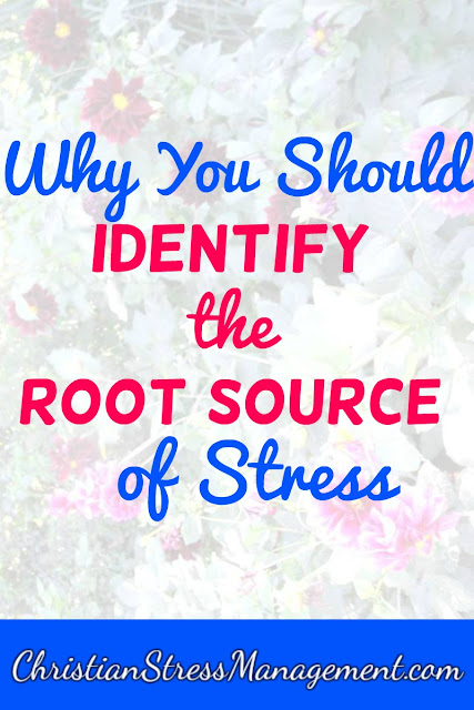 Why You Should Identify the Root Source of Stress