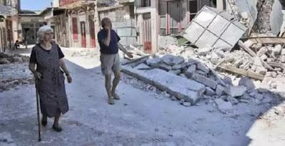 Ζητούν από τους σεισμοπαθείς της Λέσβου να πληρώσουν ΕΝΦΙΑ για τα γκρεμισμένα σπίτια τους!
