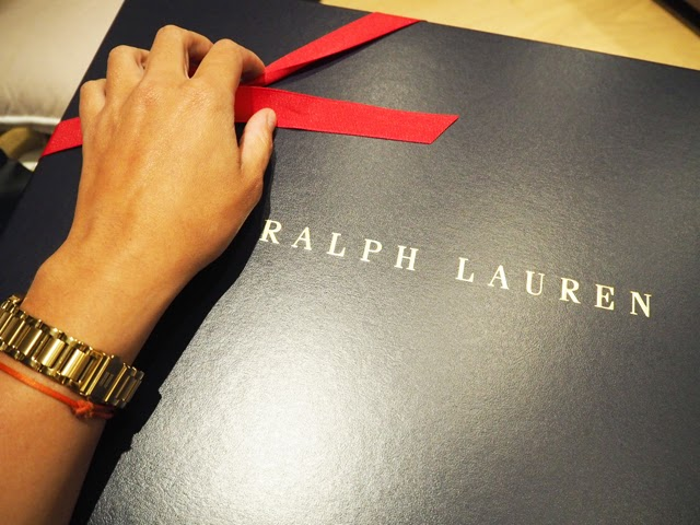 Ralph Lauren Holiday Candle