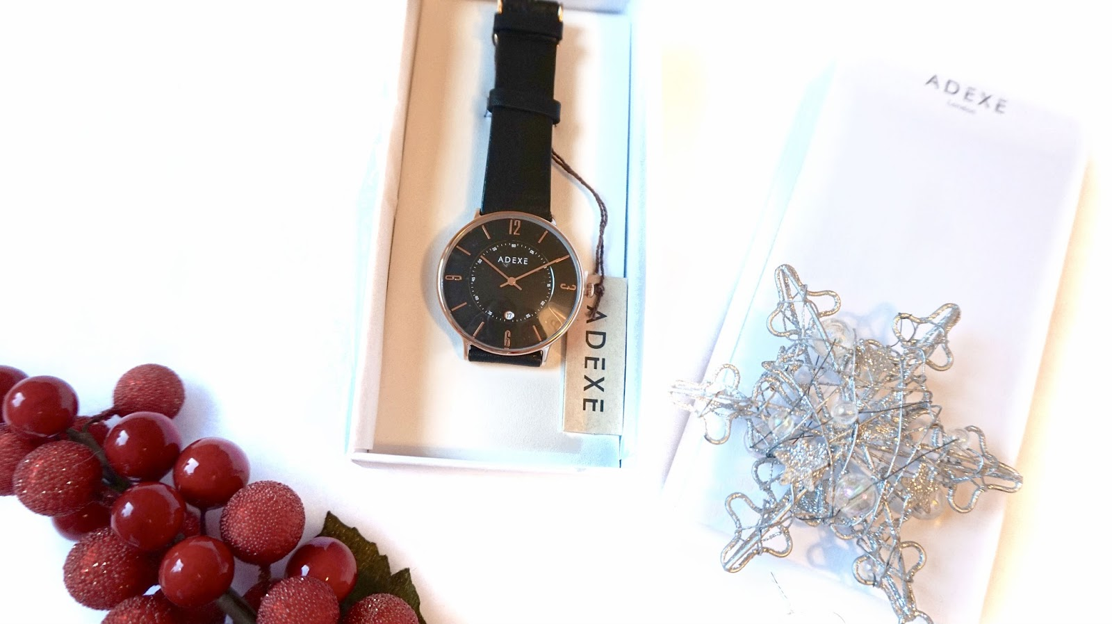 Adexe Watches Christmas gifts