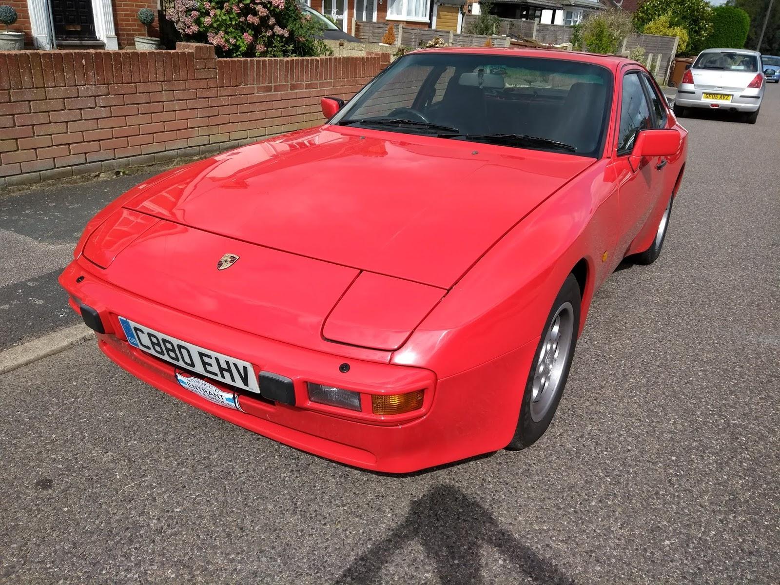 7e838f990fce Diary of porsche owner feedback and reviews of running jpg 1600x1200 Porsche  944 924 car classic