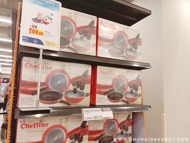 Pembukaan Cawangan Lulu Hypermarket di Shamelin Cheras