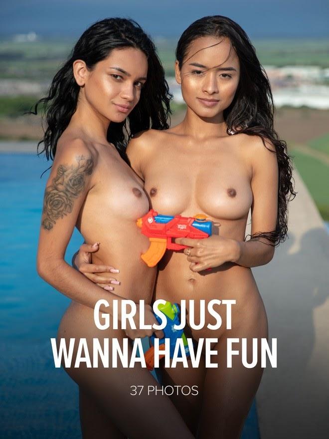 [Beauty] Liloo, Dulce - Girls Just Wanna Have Fun