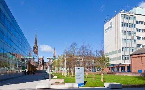 Đại học Coventry