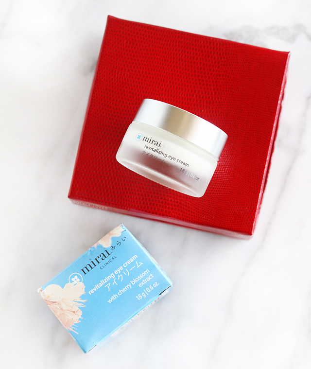 Mirai Clinical Revitalizing Eye Cream, Mirai Clinical Revitalizing Eye Cream Review. Mirai Clinical