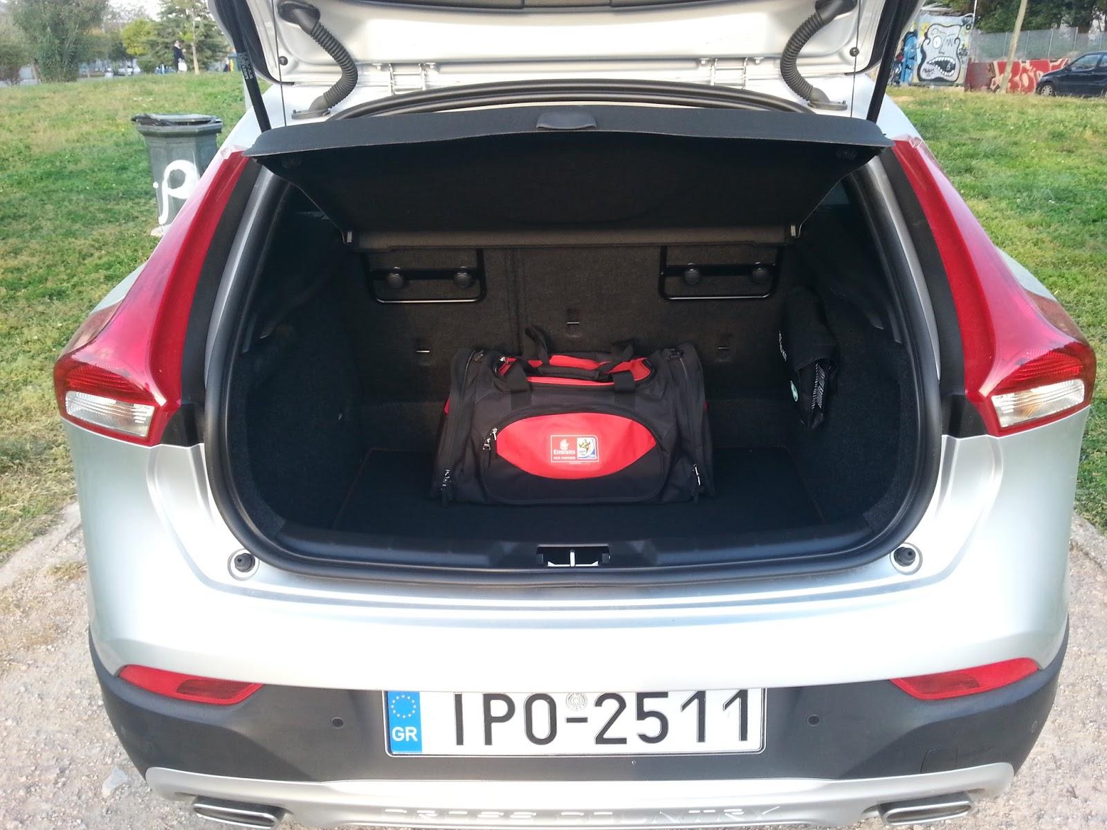 f5 Οδηγούμε το Volvo V40 Cross Country D2 Ocean Race Ocean Race, TEST, Volvo, Volvo V40, Volvo V40 Cross Country, ΔΟΚΙΜΕΣ